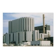 Dungeness B nuclear power Postcards (Package of 8)