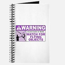 Flying Objects, Purple Journal