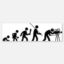 Cameraman-AAF1 Bumper Bumper Sticker