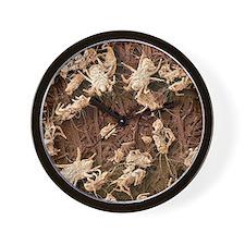 Dust mites, SEM Wall Clock