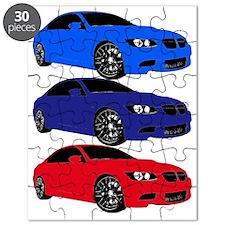 BMW E92 M3 M SPORT Puzzle