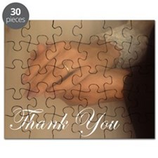 Wedding Thank You Cards Puzzle