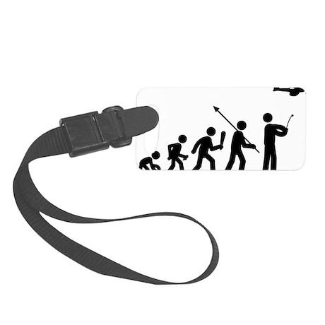 Remote-Control-Aeroplane-AAF1 Small Luggage Tag