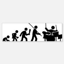 Drummer-AAF1 Bumper Bumper Sticker