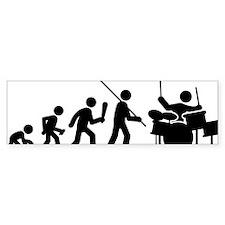 Drummer-AAF1 Bumper Sticker