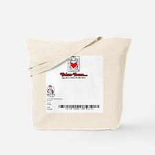 2600A-VANGOGH-BACK Tote Bag