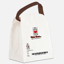 2600A-VANGOGH-BACK Canvas Lunch Bag