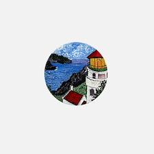 Heceta Head Lighthouse, Oregon Mini Button