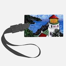 Heceta Head Lighthouse, Oregon Luggage Tag