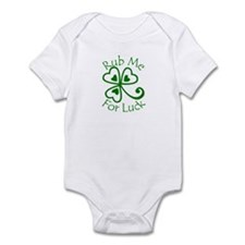 Rub Me For Luck Infant Bodysuit