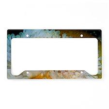 False clown anemone fish License Plate Holder