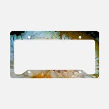 False clown anemone fish License Plate Holder