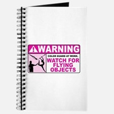 Flying Objects, Pink Journal