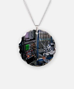 Drug research Necklace