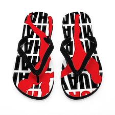 Muay Thai Flip Flops