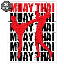 Muay Thai Puzzle