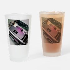 Flatbed scanner Drinking Glass