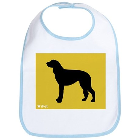 Deerhound iPet Bib