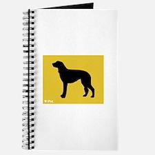 Deerhound iPet Journal