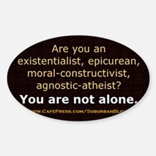 Are You an EEMCAA? Decal