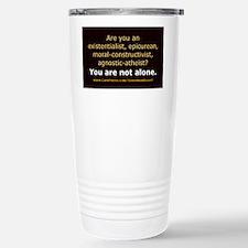 Are You an EEMCAA? Stainless Steel Travel Mug
