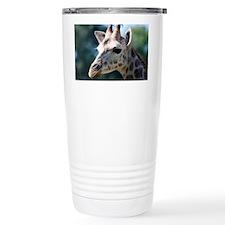 Giraffe Galaxy Note Cas Travel Mug
