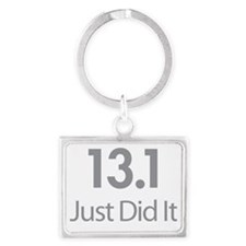 13.1 Just Did It Landscape Keychain