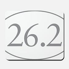 26.2 Marathon Distance Mousepad
