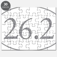 26.2 Marathon Distance Puzzle