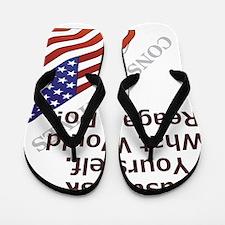 askyourself Flip Flops