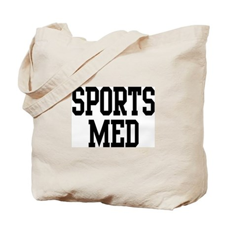 Sports Med Tote Bag