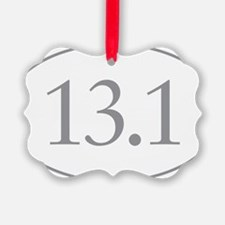 13.1 Miles Ornament