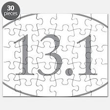 13.1 Miles Puzzle