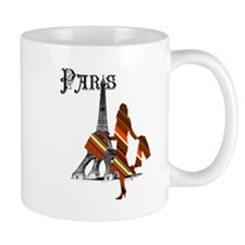 Paris Fashion Capital Mug