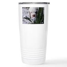 Clumber Spaniel Wall Ca Travel Mug