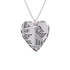 International Morse Code Surv Necklace
