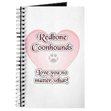 Coonhound Love U Journal