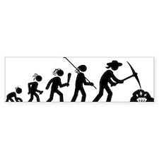 Geologist-AAH1 Bumper Sticker