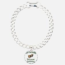 Green UW-Parkside Theatr Bracelet