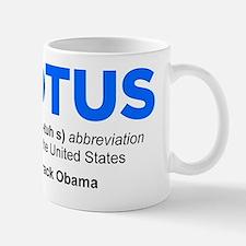 Inauguration 2013 Mug