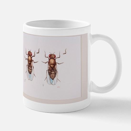 Fruit flies Mug