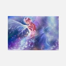 Angel Rectangle Magnet
