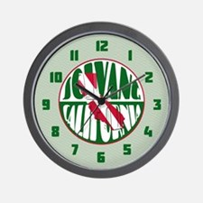 Solvang California Wall Clock