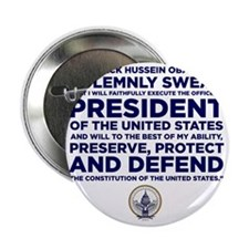 "Presidential Oath 2.25"" Button"