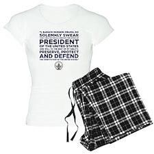 Presidential Oath Pajamas
