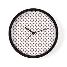 shower-curtain Wall Clock