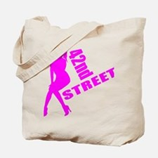 42nd Street Tote Bag