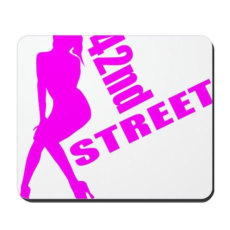 42nd Street Mousepad
