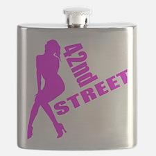 42nd Street Flask