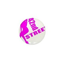 42nd Street Mini Button